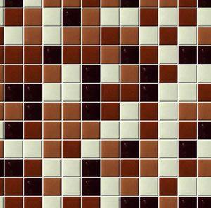 Glossy Glass Mosaic Tile 06
