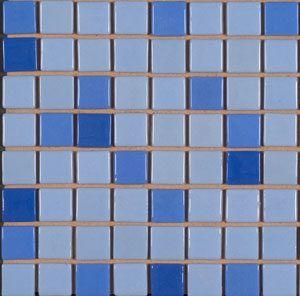 Glossy Glass Mosaic Tile 07