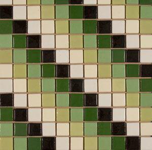 Glossy Glass Mosaic Tile 08