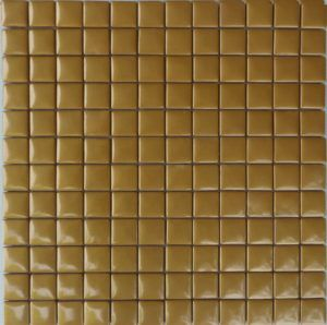 Metallic Glass Mosaic Tile 08