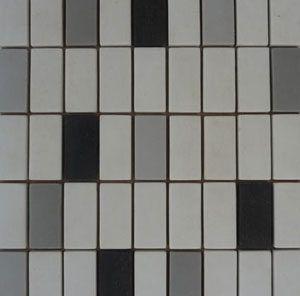 Unglazed Mosaic Matte Tile 02