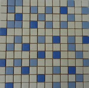Unglazed Mosaic Matte Tile 04