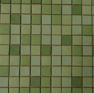 Unglazed Mosaic Matte Tile 05