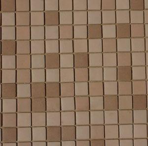 Unglazed Mosaic Matte Tile 07