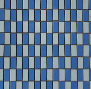 Unglazed Mosaic Matte Tile 16
