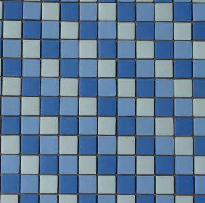 Unglazed Mosaic Matte Tile 17