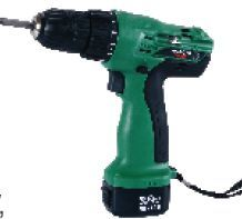 DS 7DF Cordless Driver Drill