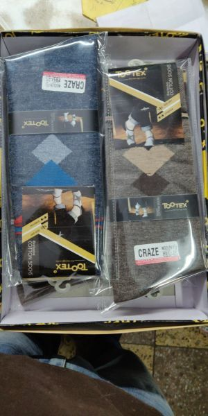 Mens Printed Socks 03
