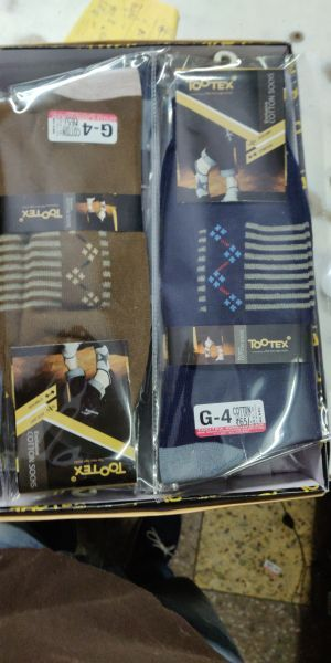 Mens Printed Socks 04