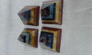 7 Chakra Pyramid