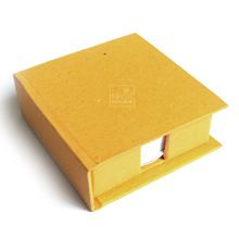 Attractive handmade paper box