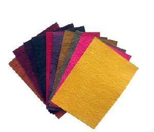 Beautiful eco friendly lndian leather handmade papers