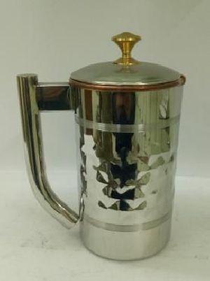 Copper Steel Water Jug 02