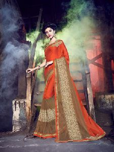 Chiffon Fancy Saree