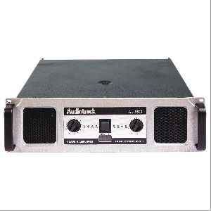Professional Power Amplifier AU-5500