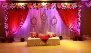 Wedding Stage Decoration Services