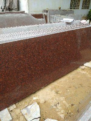 Imperial Red Granite Slabs 02