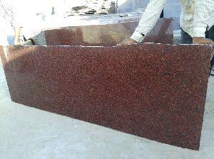Imperial Red Granite Slabs 04