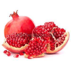 Fresh Juicy Pomegranate