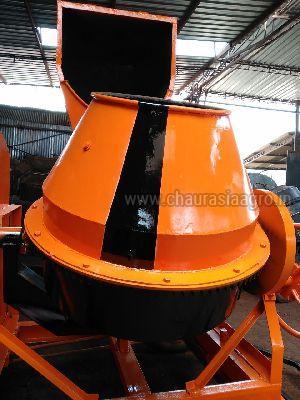 Hydraulic Concrete Mixer Machine 04