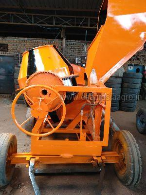 Hydraulic Concrete Mixer Machine 05