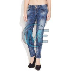 Ladies Comfort Fit Jeans
