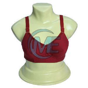 Ladies Plain Cup Bra