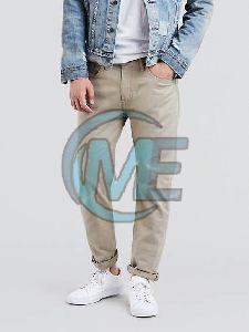 Mens Fancy Cotton Trouser