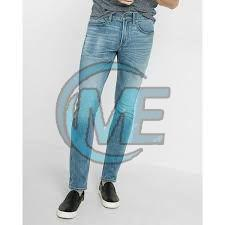 Mens Narrow Bottom Jeans
