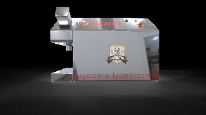 Fully Automatic Sugarcane Juice Machine 02