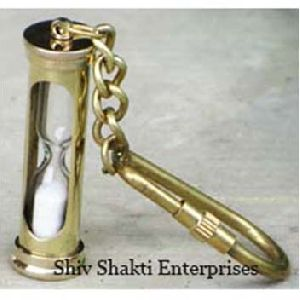 Sand Timer key chain