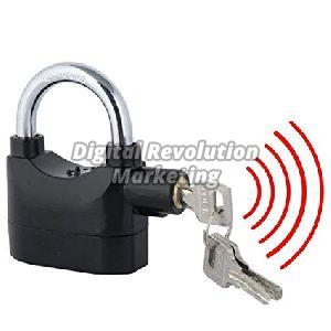 Bike Alarm Lock
