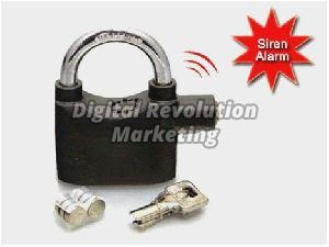 High Security Alarm Lock