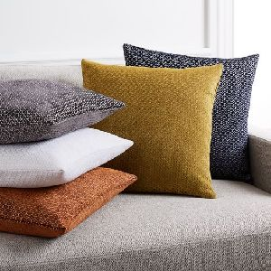 Plain Pillow Covers