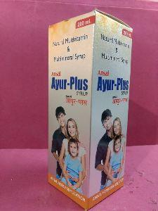 Ansal Ayur-Plus Syrup