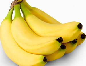 Natural Yellow Banana