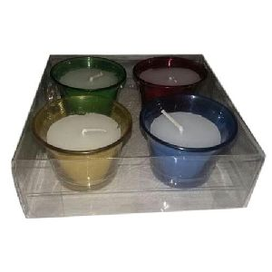 Colored Votive Candle