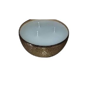 Decorative Bowl Candle