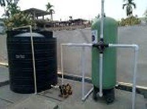 (Iron Removal) Multigrade Filter Chamber