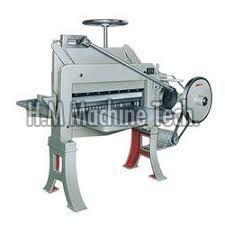 Rotary Paper Cutting Machine