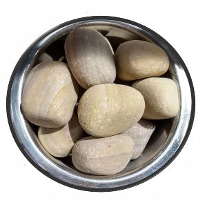 Natural Teak Pebbles
