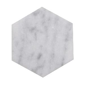 Hexagon Marble Coaster