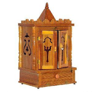 Deodar Wood Temples