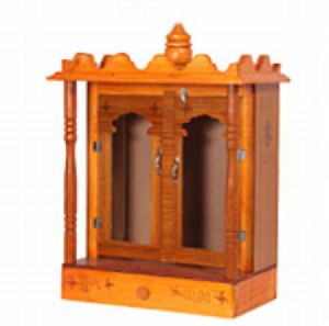 Shubh Labh Wooden Temples