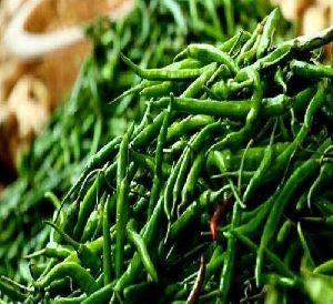 A Grade Green Chilli