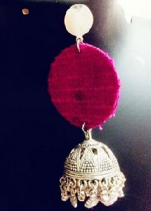 Handmade Jhumka Earrings