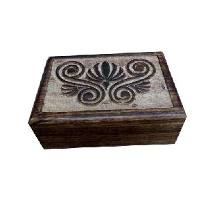 Elegant Wooden Box