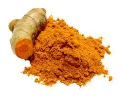 Raw Turmeric Powder