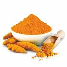 Unpolished Turmeric Powder