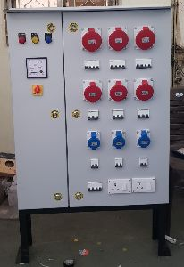 Industrial Socket Panel